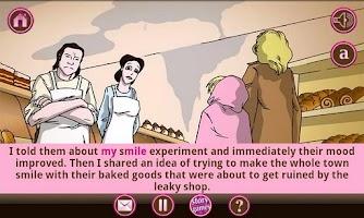 Screenshot of Smiles