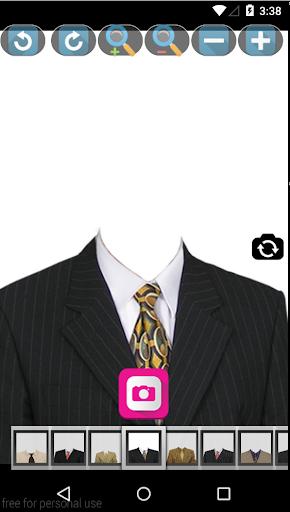Men suit style