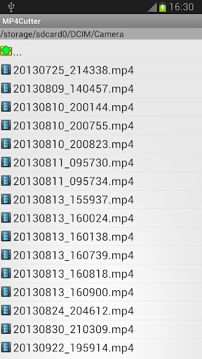 【免費媒體與影片App】MP4 Cutter-APP點子