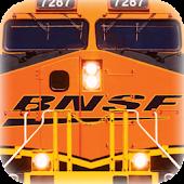 BNSF Railway NFTA App