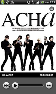 SUPER JUNIOR <A-CHa> Lite- screenshot thumbnail