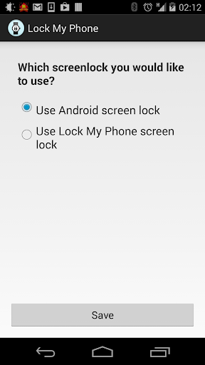 Lock My Phone Android Wear