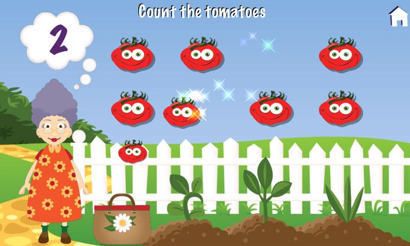 Grandma's Garden - screenshot