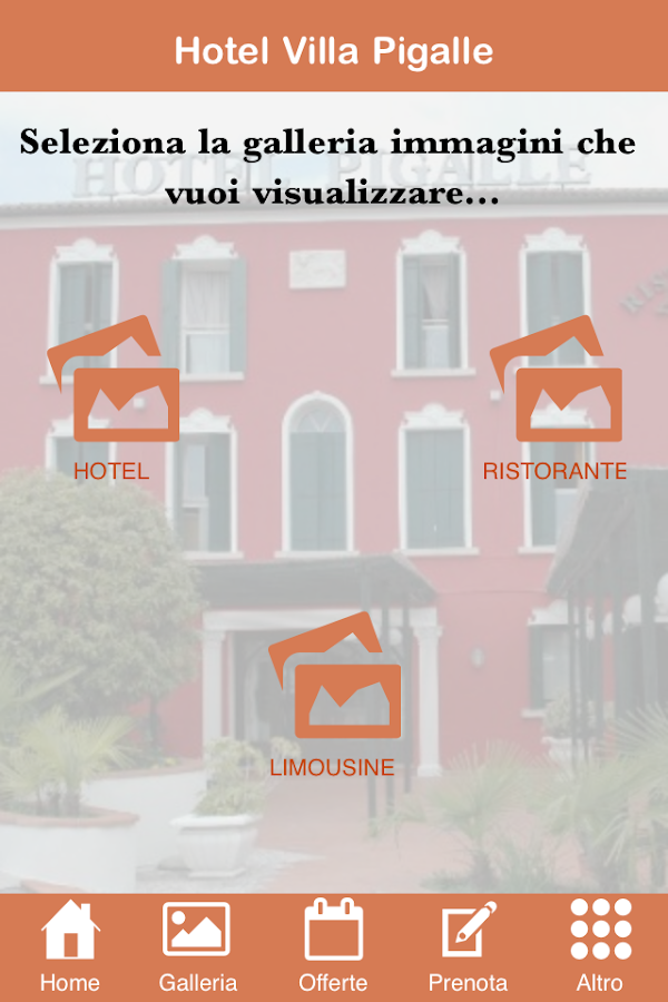 Hotel Villa Pigalle- screenshot