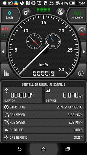 GPS車速表Pro