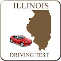 Illinois Driving Test icon