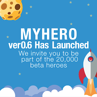 MYHERO -  Personal Safety App - screenshot thumbnail