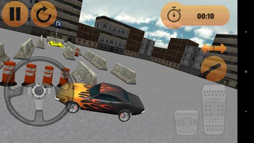 玩免費街機APP 下載Muscle Car Drift Parking app不用錢 硬是要APP