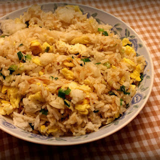 Egg Fried Rice.
