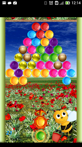 Bubble Shooter Cool Mango