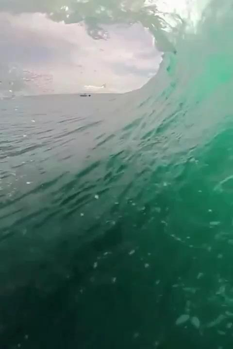 Ocean waves Live Wallpaper - screenshot