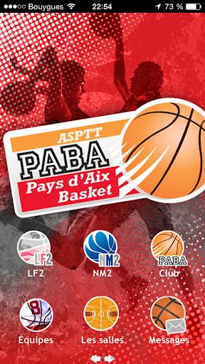 Pays d'Aix Basket ASPTT