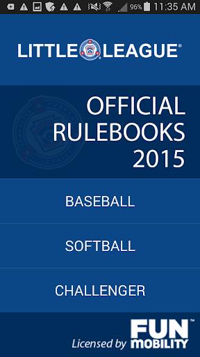 LL 2015 3-in-1 Rulebooks