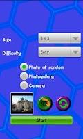 Screenshot of Kids Slide Puzzle