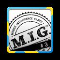 MIG 3 - Frågespel icon