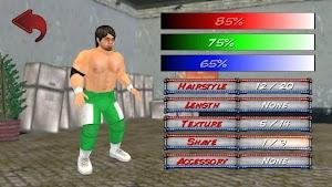 10 Wrestling Revolution 3D App screenshot