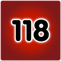 118 logo