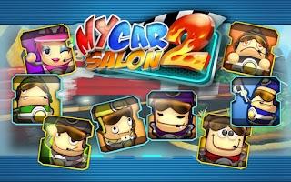 Screenshot of My Car Salon 2