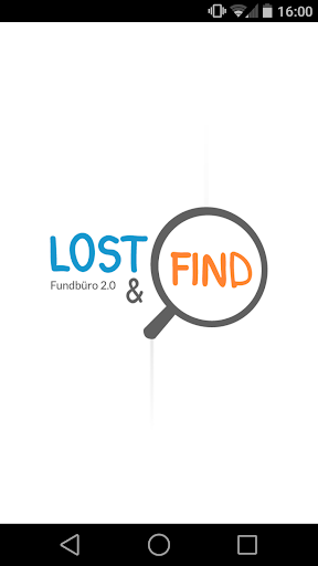 Lost Find Fundbüro 2.0