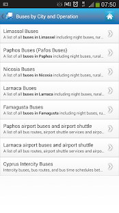 Cyprus By Bus- screenshot thumbnail