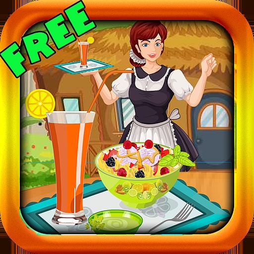おいしい夏のサラダ 休閒 App LOGO-APP試玩