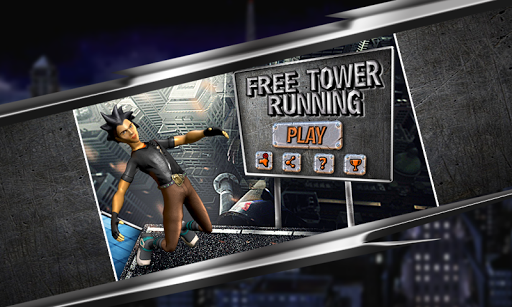 Free Tower Running