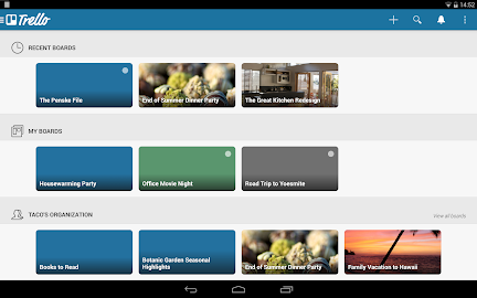 Trello - Organize Anything Screenshot 1