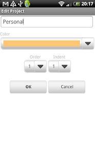 Budoist - Todoist Client- screenshot thumbnail