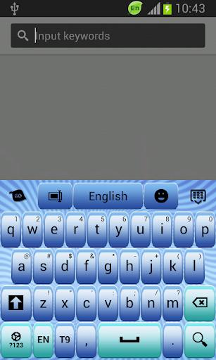 鍵盤Blue未來
