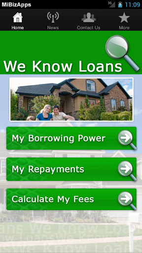 We Know Loans Finance Tools