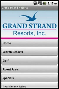 Grand Strand Resorts screenshot 0