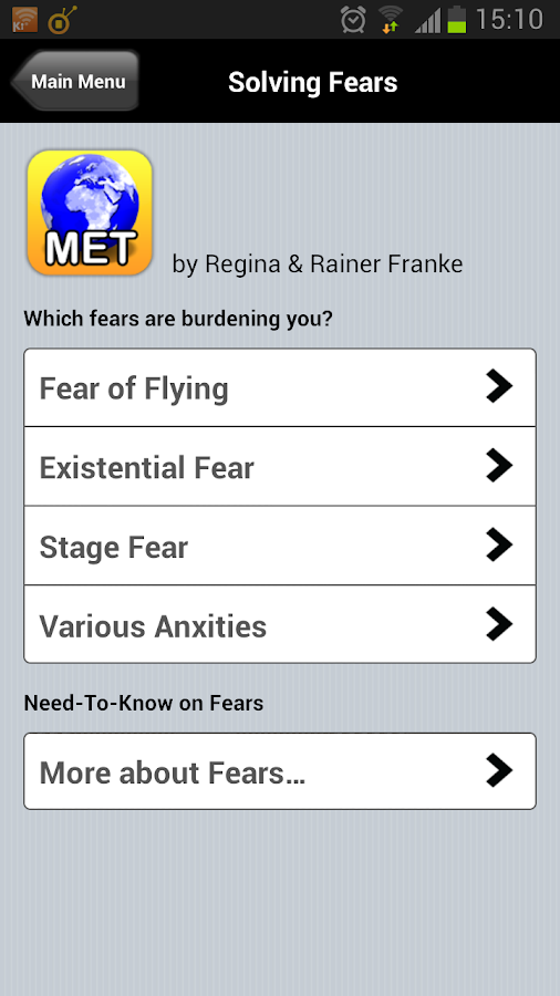 MET-Tapping-eft solving fears- screenshot