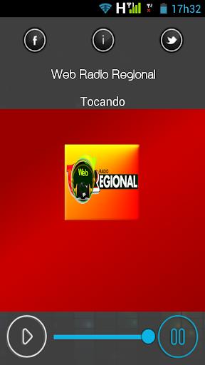 Web Radio Regional