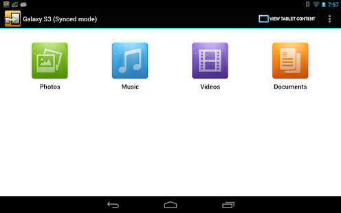 ScreenShare (tablet) - screenshot thumbnail