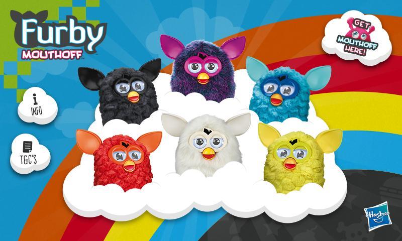 Furby MouthOff- screenshot