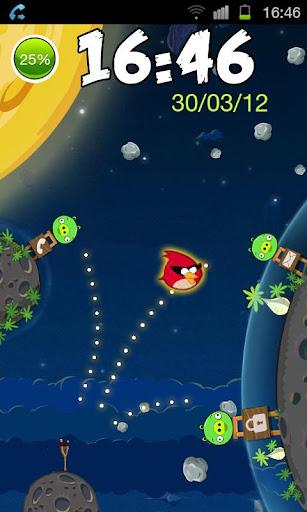 Angry Birds Space GO Locker v1.02