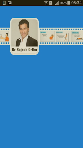 Dr Rajesh Ortho