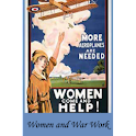 Women and War Work logo