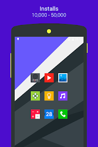 Goolors Square - icon pack v3.0.3