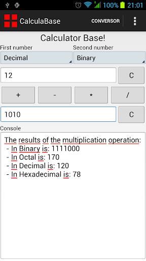 CalculaBase