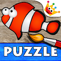 Ocean - Puzzles Games for Kids icon