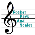 Pocket Keys and Scales icon