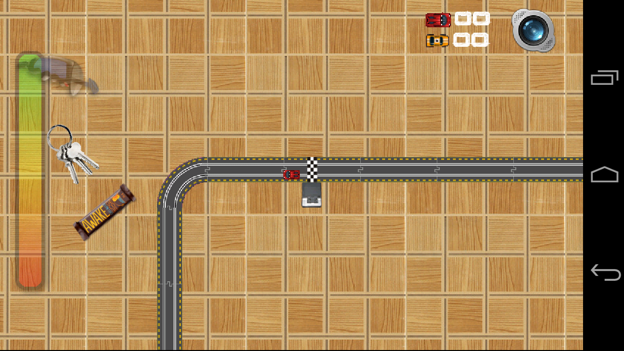 Scadroid Slot Racing BETA- screenshot