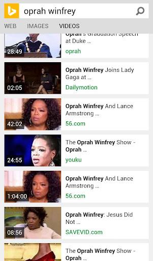 Oprah Winfrey Show Tube