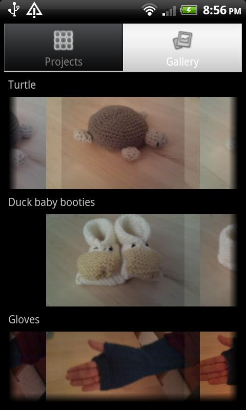 Knit Knacks- screenshot