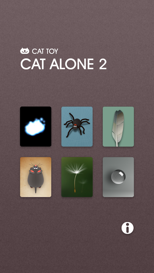 App Toy Installer : Cat alone toy screenshot