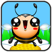 Bee vs Bugs: Adventure game