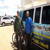 Mountain Bike Pikes Peak