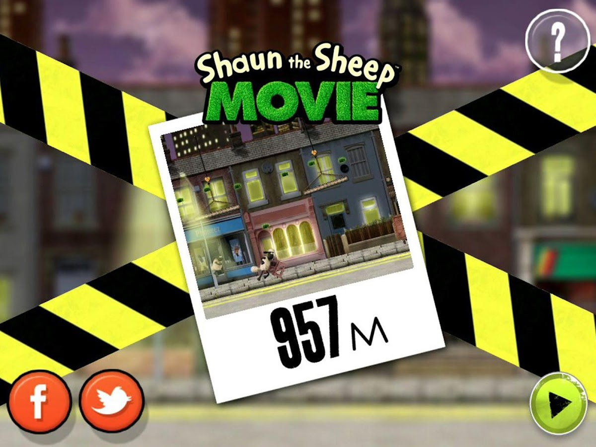 Shaun the Sheep - Shear Speed- screenshot