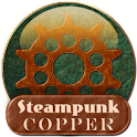 Steampunk Copper Theme logo